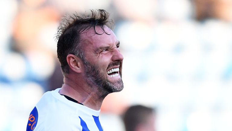 Kilmarnock's Kris Boyd was on the scoresheet at Rugby Park