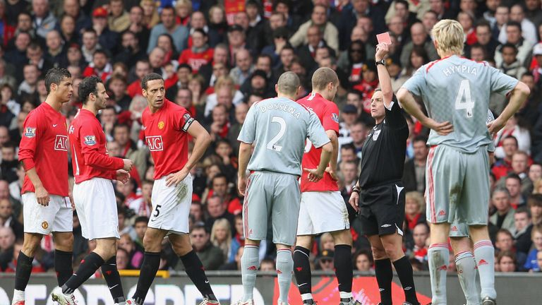 Liverpool and Man Utd have produced some epic duels