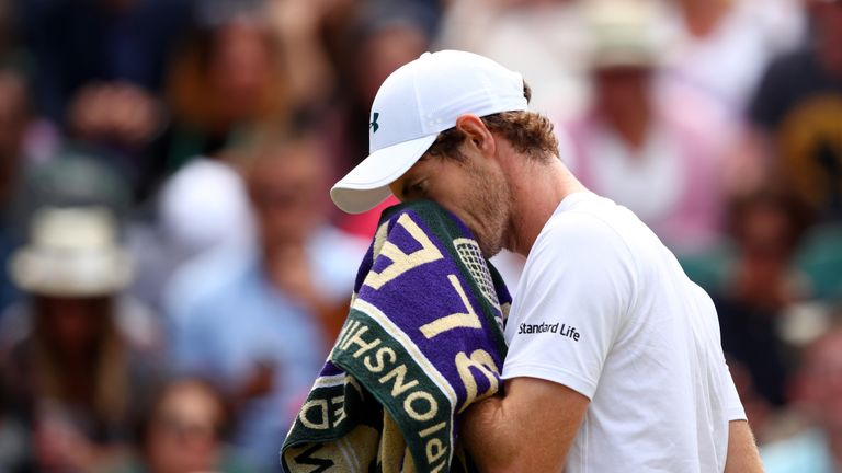 Andy Murray is no certainty to be fit for the US Open according to Giles Stafford