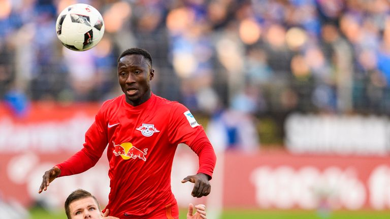 Could Naby Keita be playing in Liverpool's red kit next season?