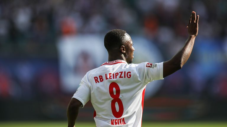 Liverpool have seen two bids for Leipzig midfielder Naby Keita rejected by his club