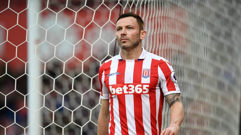 Phil Bardsley has joined Burnley from Stoke