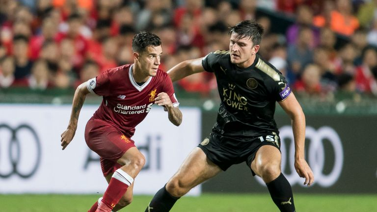Coutinho impressed once again for Liverpool, as did Harry Maguire for Leicester