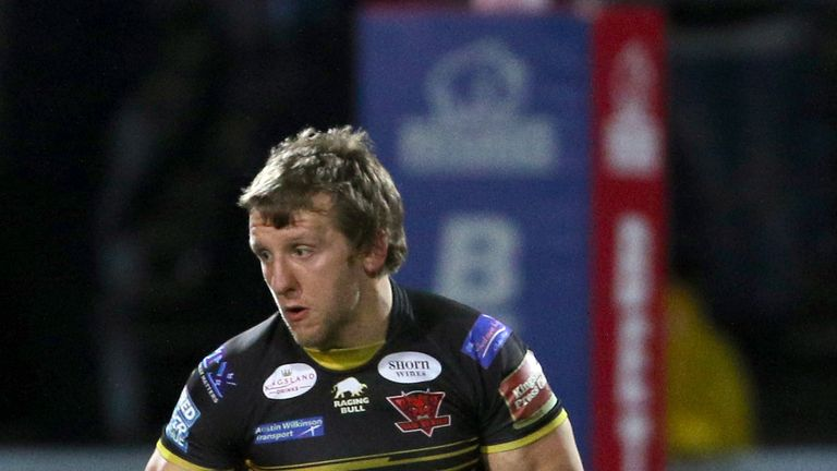 Hooker Logan Tomkins and his Salford team-mates should be able to build on growing momentum