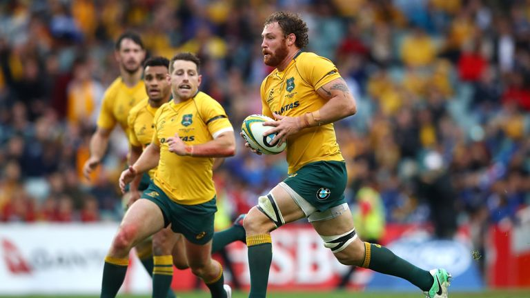 Scott Higginbotham is another experienced player to have been omitted by Cheika