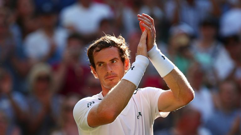 Murray will focus on the Grand Slams in 2018 rather than a return to world No 1