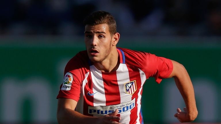 Atletico are keen to ward off interest in Lucas Hernandez by tying the defender down to a new deal