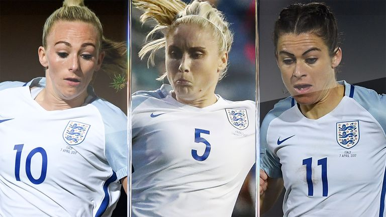 Can Toni Duggan, Steph Houghton and Karen Carney inspire England to glory?