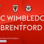 Match Report - AFC W'don 1 - 3 Brentford | 08 Aug 2017