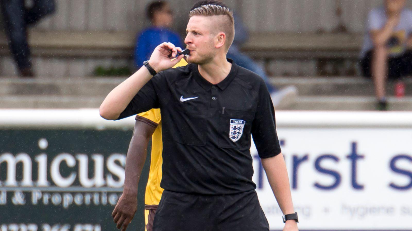 gay football referee