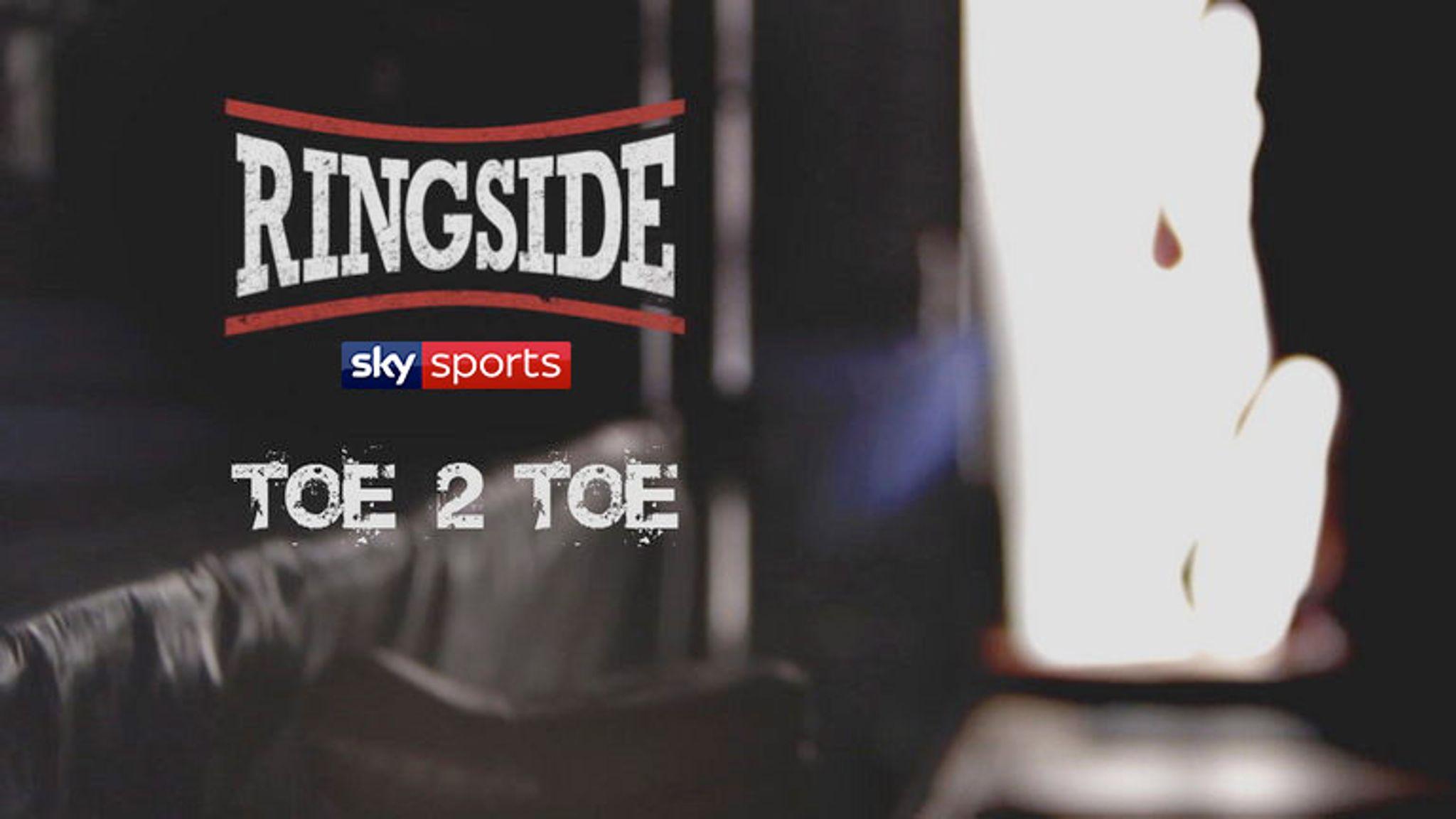 Toe 2 Toe podcast: Tyson Fury, Josh Warrington and Conor Benn feature