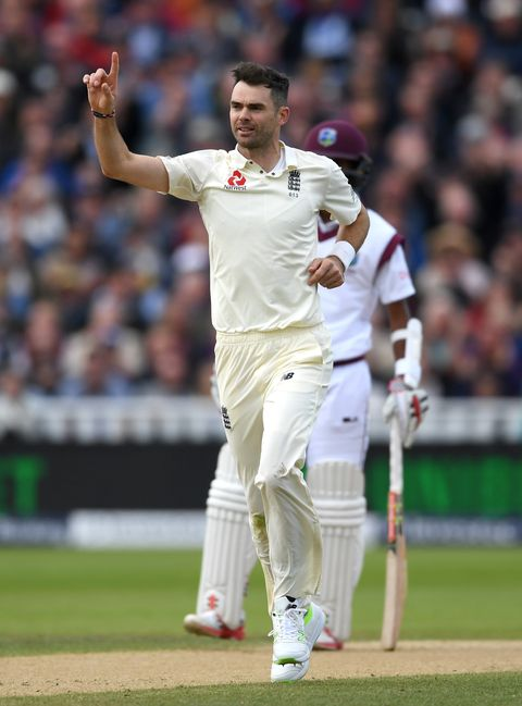 James Anderson is No 1 in the ICC world rankings