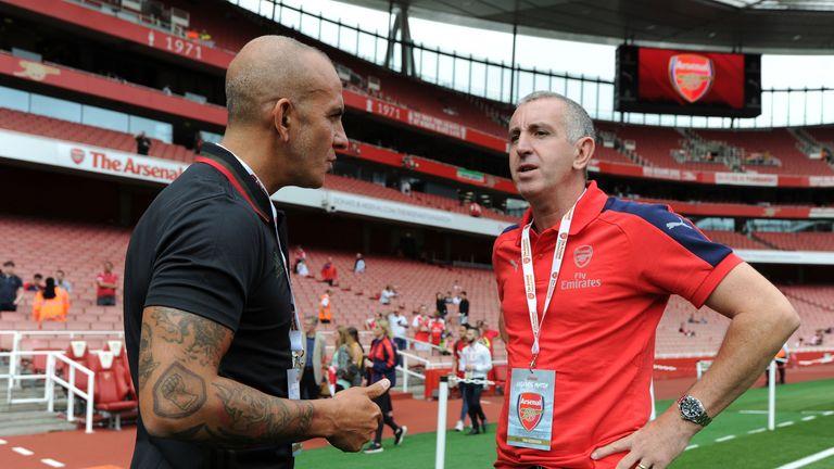 Nigel Winterburn believes Oxlade-Chamberlain is seeking a new challenge