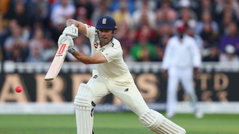 Alastair Cook has risen up the rankings for Test Batsmen