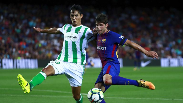 Barcelona looked pedestrian without Neymar in their 2-0 win over Real Betis, according to Guillem Balague