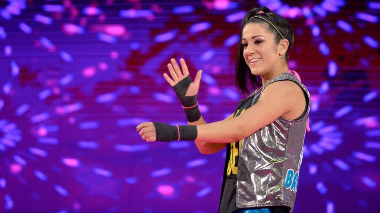 Bayley earned the right to become the fifth member of the Raw team for Survivor Series