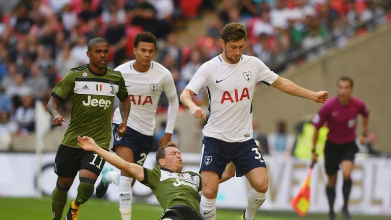 Tottenham enjoyed victory at their new Wembley home