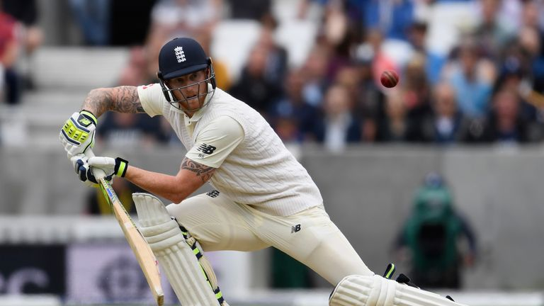 Ben Stokes' gritty ton at The Oval was a key moment in the four-Test series