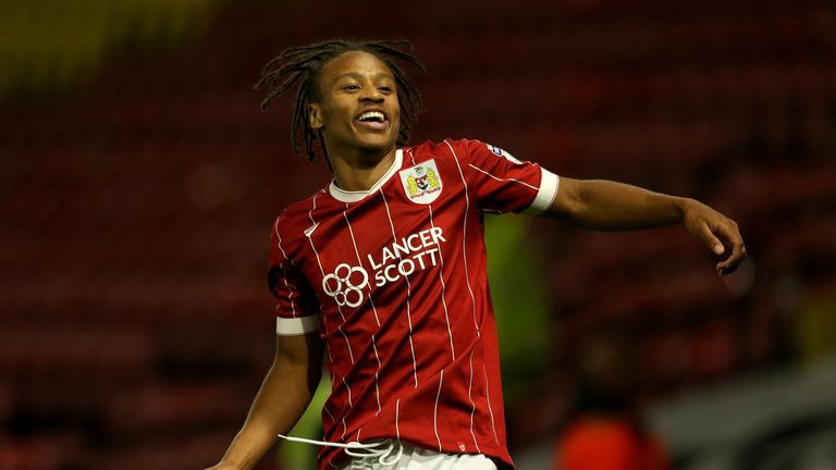 Bobby Reid returns for Bristol City