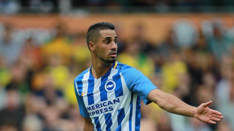 Beram Kayal missed the first four months of the Premier League season with a broken leg
