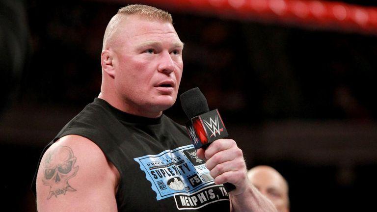 Brock Lesnar returns to Miami on Monday Night Raw