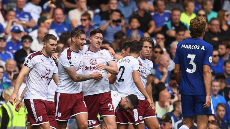 Burnley have enjoyed an excellent season so far in the Premier League
