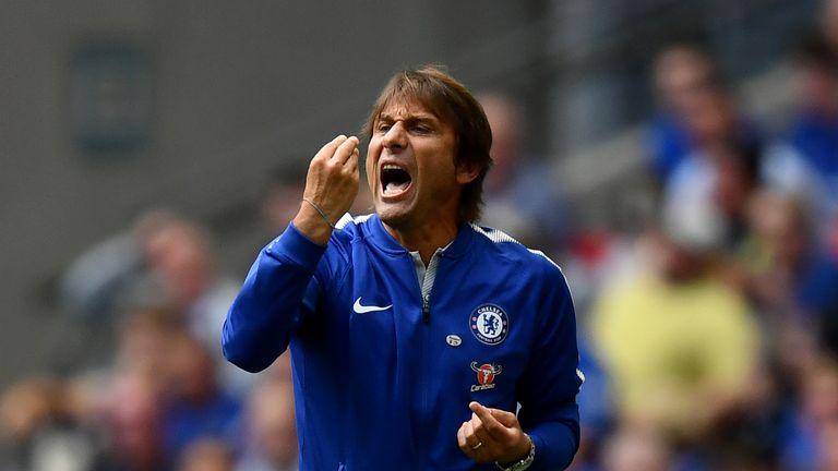 Antonio Conte has been left frustrated in the transfer window so far