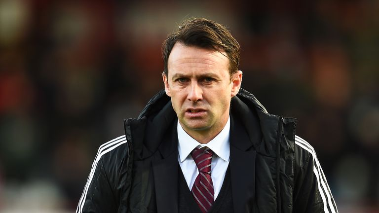Dougie Freedman played for Crystal Palace in two spells, from 1995 to 1997 and 2000 to 2008