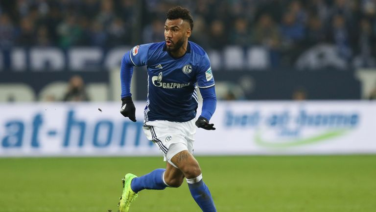 Eric Maxim Choupo-Moting is a free agent after leaving Schalke