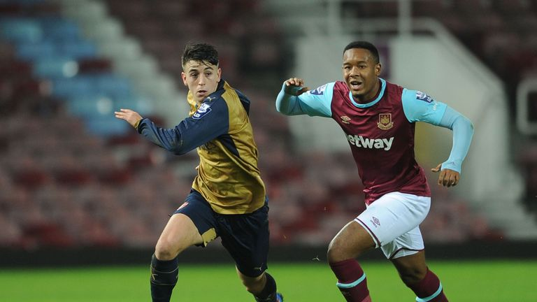West Ham's Jaanai Gordon could be on his way to Cheltenham