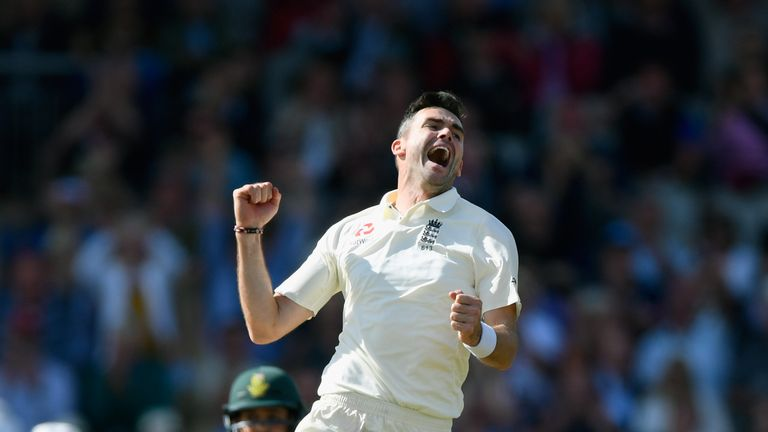 Could James Anderson become England's bowling coach?