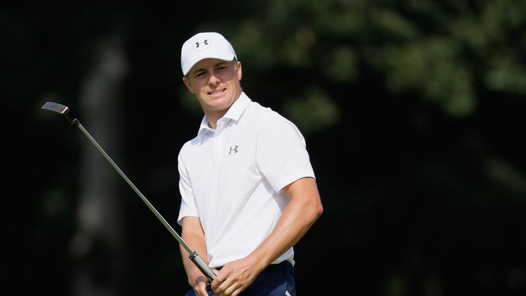 Spieth goes up one place to second in the FedExCup standings