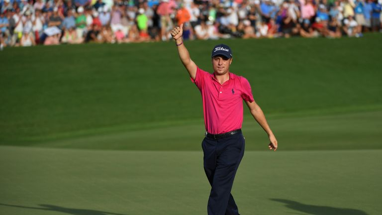 Victory at the PGA Championship capped a three-win year for American players in the majors