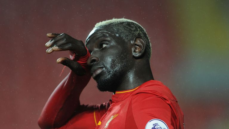 Mamadou Sakho has not played for Liverpool since April 2016