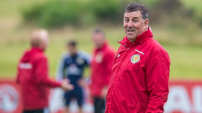 Mark McGhee left his role as Scotland assistant manager following their failure to qualify for the 2018 World Cup