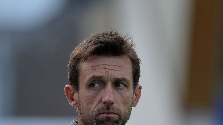 Neil McCann's Dundee are third from bottom