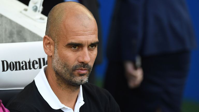 Pep Guardiola's City will be looking to respond from the 1-1 draw at home to Everton