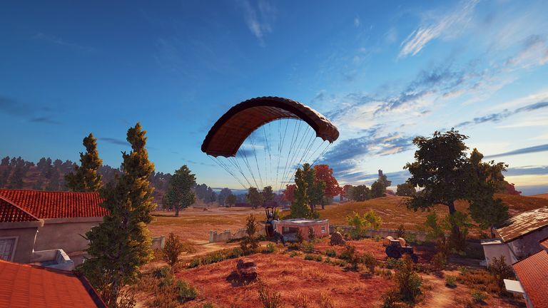 PlayerUnknown's Battleground is inspired by the 2000 film Battle Royale.