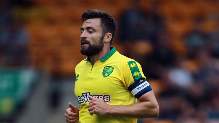 Former Norwich captain Russell Martin is set to join Walsall