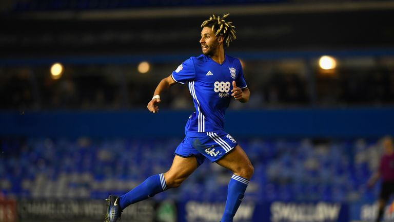Birmingham City agreed a fee with Middlesbrough for defender Ryan Shotton three weeks ago