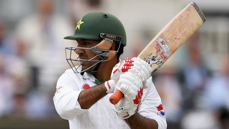 Sarfaraz Ahmed has been included in Pakistan's squad for the tour of England