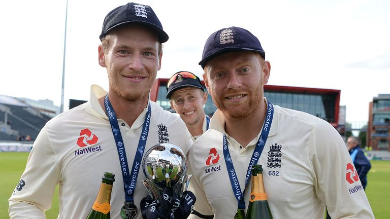 '...and to think that Rooty gave Jonny a ribbing during the Test for loving the limelight...'