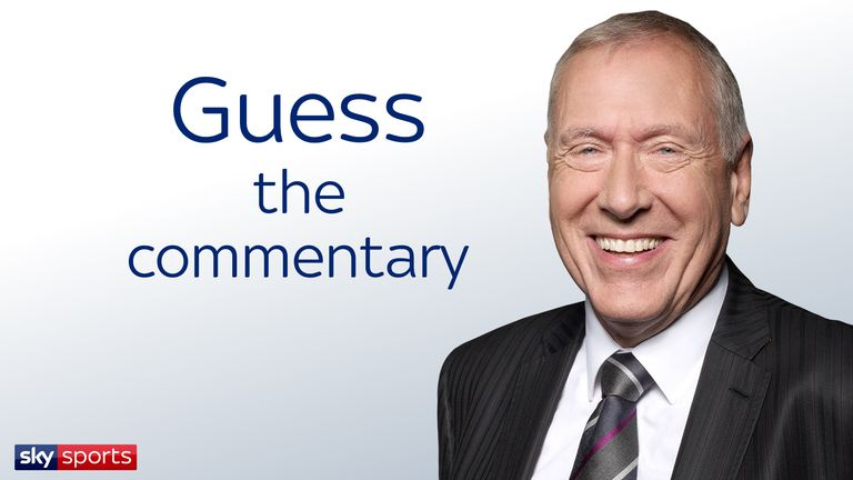 Test yourself with our Martin Tyler commentary quiz
