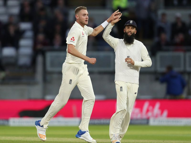 England took 19 wickets on the third day to complete an emphatic victory