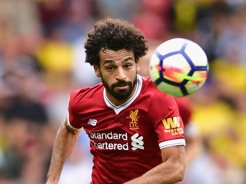 9edcf7af7 Mohamed Salah. Player Details
