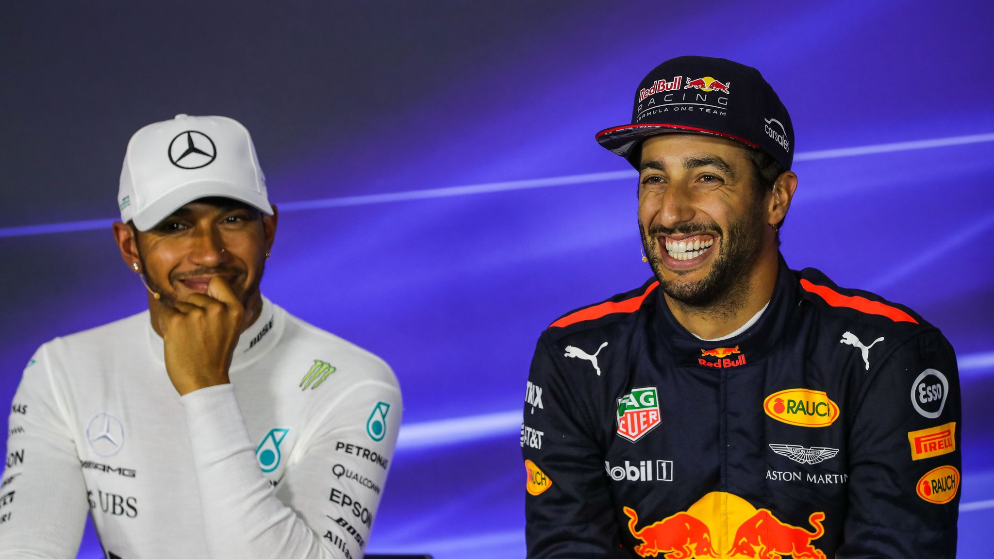 Formula 1 2018: Who are the most popular drivers on social