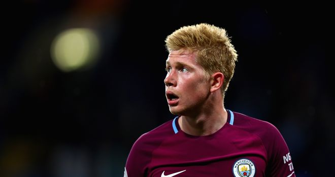 Kevin De Bruyne: I see myself being at Manchester City for ...