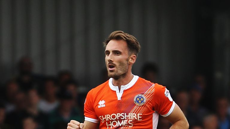 Rodman is playing the best football of his career at Shrewsbury