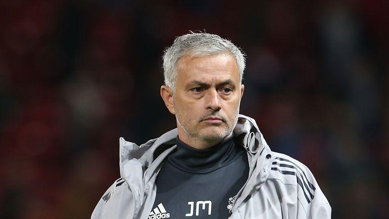 Jose Mourinho praised Lukaku for his goalscoring form