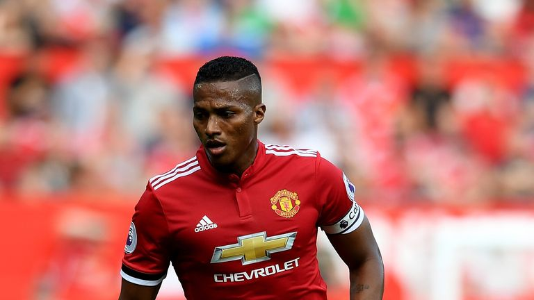 Antonio Valencia impressed again for United on Super Sunday